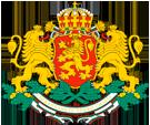 Bulgārija - ozola zari ar zīlēm